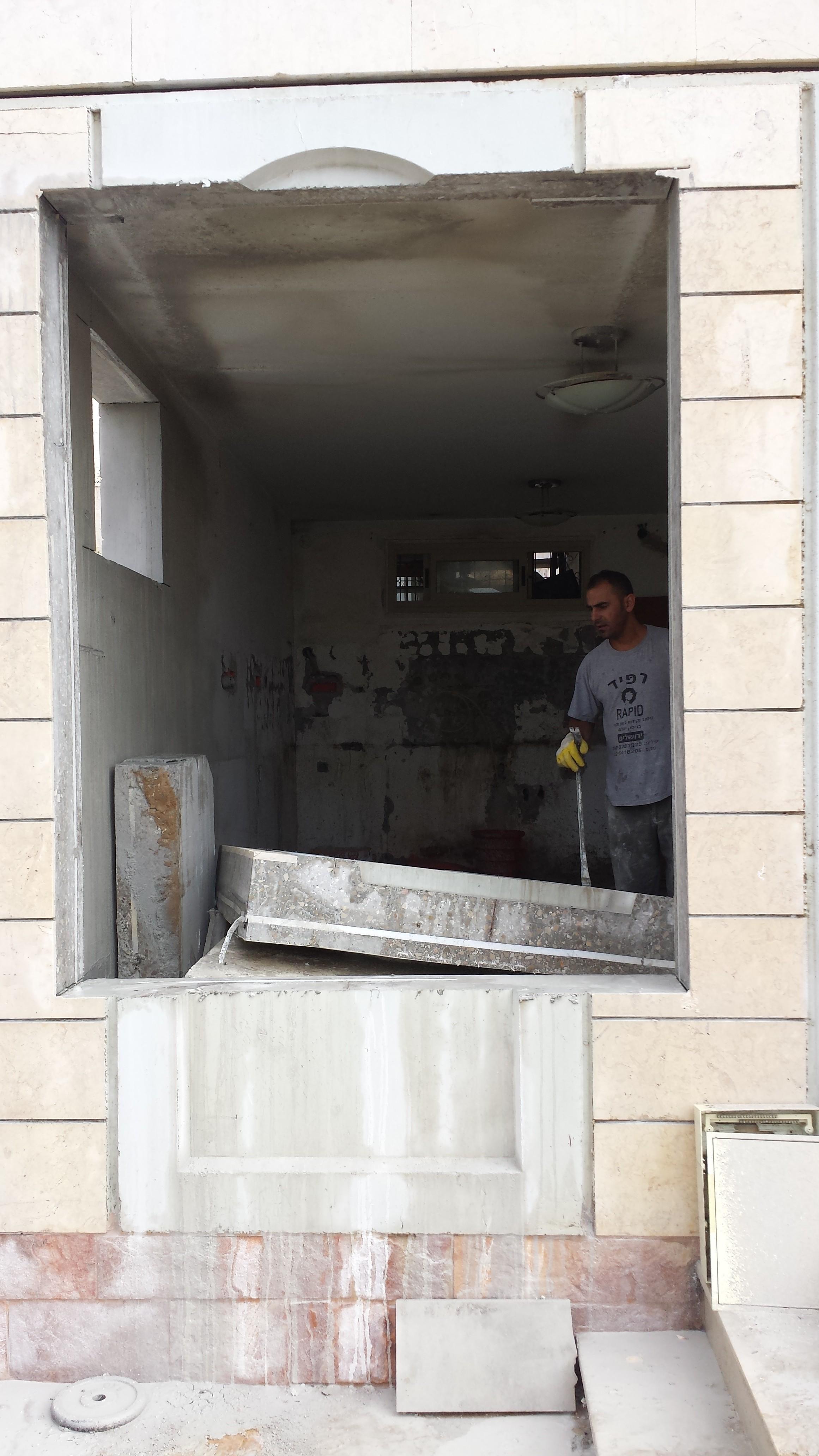 ההבדלים בין ניסור בטון בירושלים לניסור בטון בתל אביב